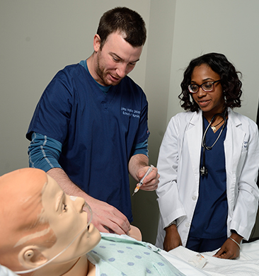 Johns Hopkins School of Nursing Admissions