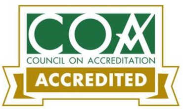 Council on Accreditation Accredited