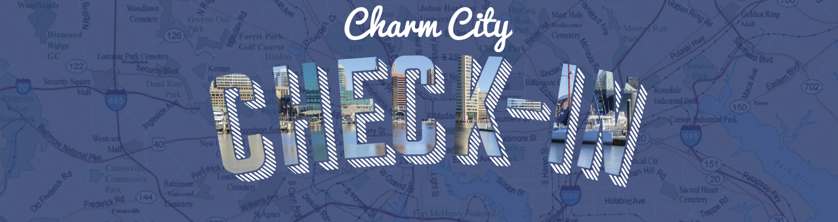 Charm City Check-In