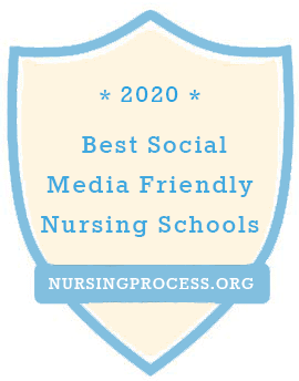 NursingProgress.Org has named us the most social media friendly nursing school for 2020!