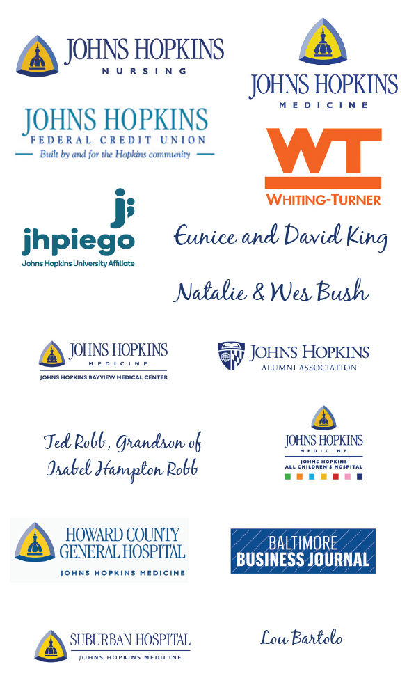 THANK YOU TO OUR 2020 SPONSORS