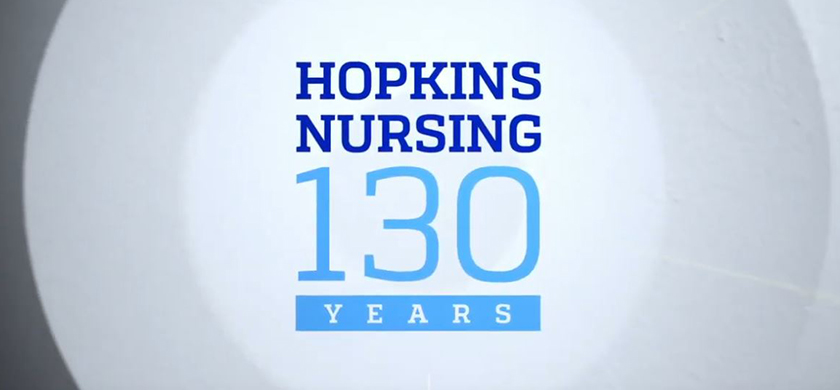 Hopkins Nursing Celebrates 130th Anniversary