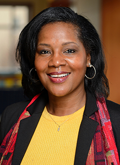 headshot of Susan Giscombe