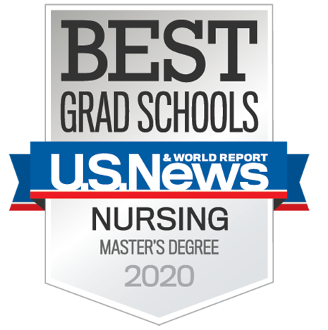U.S. News and World Report's #1 ranked school of nursing