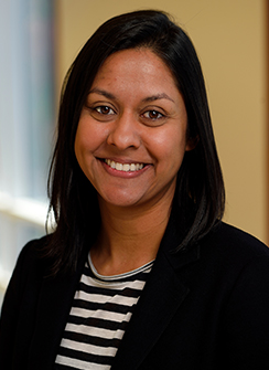 headshot of Priya Meyer