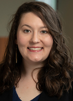headshot of Amanda McPherson Shafton