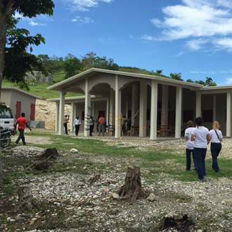 Helping Haiti: Relief Efforts