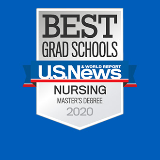 No. 1 for both its master's and Doctor of Nursing Practice (DNP) programs in U.S. News & World Report's (USN&WR) 2020 rankings.