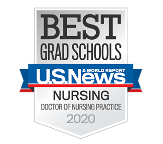 No. 1 ranked Doctor of Nursing Practice (DNP) program