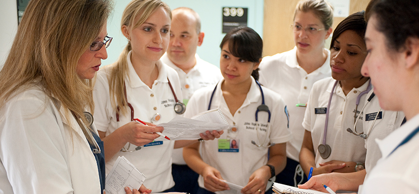 Students Talk Why Public Health Nursing