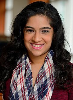 headshot of Amita Desai