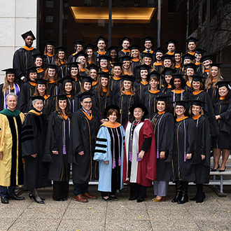 Congratulations to the December 2018 graduates of the Johns Hopkins School of Nursing.