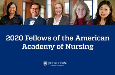 fellows of the american academy of nursing from the johns hopkins school of nursing