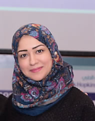 headshot of Narmeen Talalwah